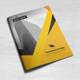 Professional Company Profile A4 - GraphicRiver Item for Sale