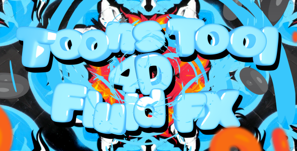 Toons Tool 4D (Fluid FX)