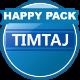 Happy Pop Pack Vol 1