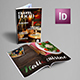 Travel & Food Magazine Template - GraphicRiver Item for Sale