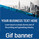 Corporate Gif Animated Banner - GraphicRiver Item for Sale