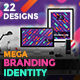 Mega Branding Identity - GraphicRiver Item for Sale