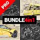 4in1 Bundle - Constructum - Photoshop Actions - GraphicRiver Item for Sale