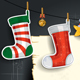 Christmas Stockings - GraphicRiver Item for Sale