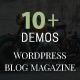 Worldblog - WordPress Blog and Magazine Theme - ThemeForest Item for Sale