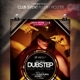 Club Event Flyer / Poster - GraphicRiver Item for Sale