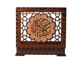 Quran wooden box isolated. - PhotoDune Item for Sale