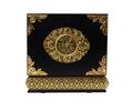 Black and Gold Quran Box - PhotoDune Item for Sale