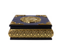 Black and Gold Quran Box isolated  - PhotoDune Item for Sale
