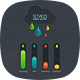 Infographic Element PSD - GraphicRiver Item for Sale