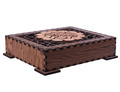 Quran in a Wooden Closed Box Isolated - PhotoDune Item for Sale