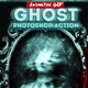 Halloween Ghost Animated Photoshop Action - GraphicRiver Item for Sale