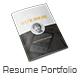Resume Portfolio - GraphicRiver Item for Sale