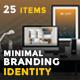 Minimal Mega Branding Identity - GraphicRiver Item for Sale