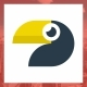 Toucan Logo - GraphicRiver Item for Sale