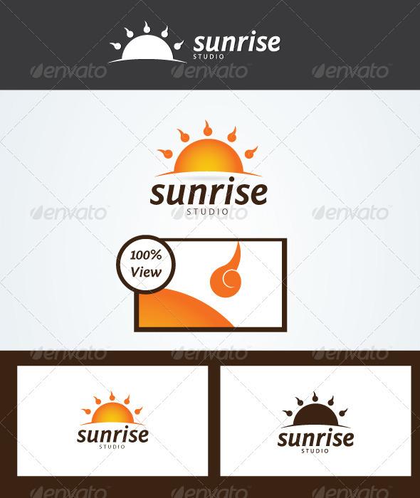 SunriseStudio - Logo Template
