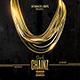 Chainz | Album CD Mixtape Cover Template - GraphicRiver Item for Sale