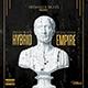 Hybrid Empire | Album CD Mixtape Cover Template - GraphicRiver Item for Sale