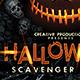 Halloween Scavenger Hunt Flyer Template - GraphicRiver Item for Sale