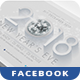 2018 New Year's Facebook Timeline - GraphicRiver Item for Sale