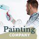 ProRange | Painting & Renovation Construction Company WordPress Theme - ThemeForest Item for Sale