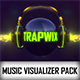 TrapWix Music Visualizer Pack - VideoHive Item for Sale