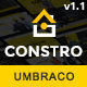 Constro - Construction Business Umbraco Theme - CodeCanyon Item for Sale