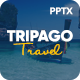 Tripago - Travelling Business Powerpoint Template - GraphicRiver Item for Sale