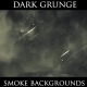 Dark Grunge Smoke Backgrounds - VideoHive Item for Sale