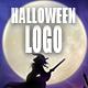 Halloween Fun Spooky Logo