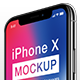 Phone X - Vector Shapes Mockups - GraphicRiver Item for Sale