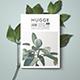 Hugge Minimal Magazine - GraphicRiver Item for Sale
