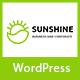 Sunshine - Best Corporate & Business WordPress Theme - ThemeForest Item for Sale
