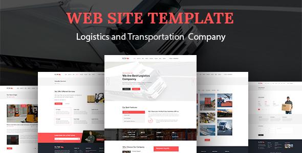 Go Fast-Transport & Logistics HTML Template - Crack Theme