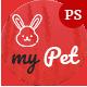 MyPet - Pet Shop & Veterinary PSD Template - ThemeForest Item for Sale