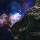 Flying Asteroid - VideoHive Item for Sale