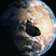 Asteroid Flying To Earth - VideoHive Item for Sale