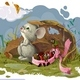 Autumn Mouse and Bugs in Scarf - GraphicRiver Item for Sale
