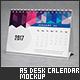 A5 Desk Calendar Mock-Up - GraphicRiver Item for Sale