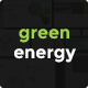 Green Energy - PowerPoint Template - GraphicRiver Item for Sale
