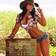 Texas Cowboy Western Rock Pack