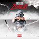 Zombeats | Album CD Mixtape Cover Template - GraphicRiver Item for Sale