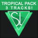 Positive Tropical House Pack