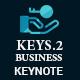 Keys.2.Business  2 in 1 Keynote Template Bundle - GraphicRiver Item for Sale