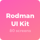 Rodman Mobile UI Kit - ThemeForest Item for Sale