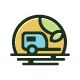 Caravan Trip - GraphicRiver Item for Sale