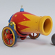 Vintage Circus Cannon - 3DOcean Item for Sale