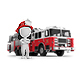 3D Small People - Fireman and Fire Truck - GraphicRiver Item for Sale