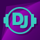 DJ Artist Duo Tone  Responsive Muse Template - ThemeForest Item for Sale