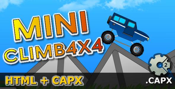Mini Climb 4X4 - (CAPX+HTML)